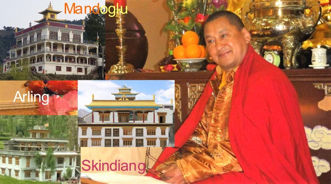 Tharchin Rinpoche